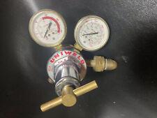 Uniweld Compressed Gas Regulator Acetylene Cga 510 Male Lh Threading