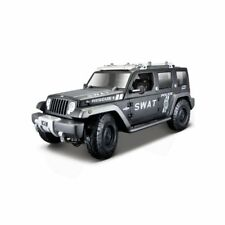 Jeep Rescue Concept Police SWAT Version 1 18 Model Maisto