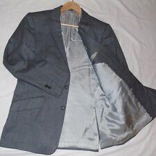 Aquascutum -London Classic Smart Medium Grey Suit Jacket UK 40R EU 50R