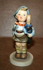 "Goebel Hummel Home From Market 5-3/4"" Figurine 198/1, Tmk 3"