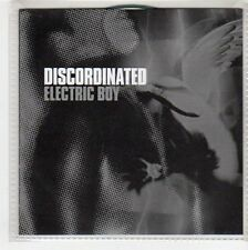 (FU707) Discordinated, Electric Boy - DJ CD