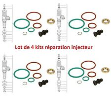 4 kits réparation Joint injecteur FORD 1.4 1.9 2.0 2.5 TDI