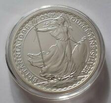 1998 1oz Silver Britannia £2 coin