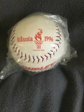 1996 Atlanta Olympics souvenir softball. First year in Olympics