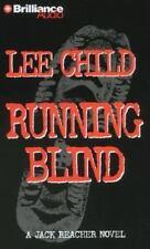 Jack Reacher: Running Blind 4 by Lee Child (2006, CD, Abridged)