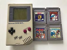 GAMEBOY CLASSIC + 4 giochi
