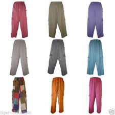 Hippie Women's High Loose Fit Trousers