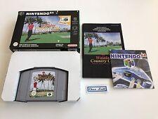 Waialae Country Club True Golf Classics - Nintendo 64 N64 - PAL FAH