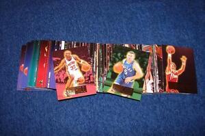 1994-95 SKYBOX PREMIUM SERIES 2 BASKETBALL SET COMPLETE 201-350 (A216-1)