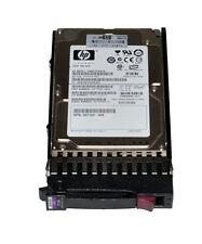 "HP EH0072FAWJA 72GB 6G DP 15K 2.5"" SAS Hard Drive With Tray P/N: 512544-003"