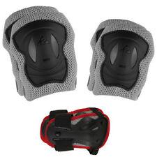 Protections noirs pour skate, roller et trottinette Homme