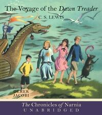 The Voyage of the Dawn Treader by CS Lewis Narnia audiobook enhanced CD