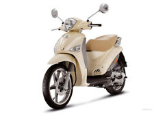 Coprisella specifico per scooter Piaggio Liberty 125 biposto realizzato in simil
