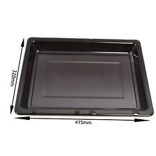 PHILIPS - WHIRLPOOL Genuine Oven Cooker Grill Enameled Fat Pan Tray 415 x 320mm