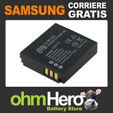 IA-BP125A Batteria Hi-Quality per Samsung HMX HMX-M20, HMX-M20BP, HMX-M20SN,