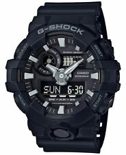 Casio G-SHOCK GA700-1B Black Super Illuminator Analog Digital 200m Men's Watch