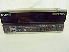 Sony HVR-M15E Digital Vidéo HD enregistreur de cassette # NS #