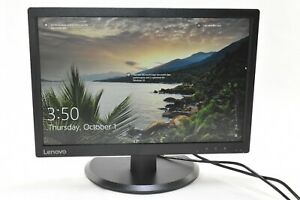 "Lenovo ThinkVision E2054 19.5"" LCD/LED BackLit Monitor"
