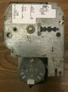 Whirlpool Washer Timer 3946451