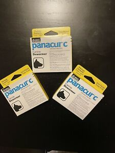 Panacur C Canine Dewormer Nine 1G Packets (3 Pack - 9 Packets Total)