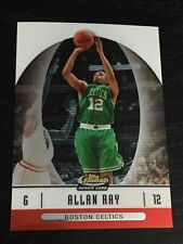 2006-07 Finest ALLAN RAY RC #70 basketball card ~ Boston Celtics rookie ~ F1
