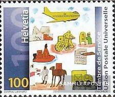 Schweiz UPU20 (kompl.Ausg.) postfrisch 2005 Weltweites Postnetz