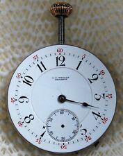 C.H.Meylan Brassus Minute Repeater Swiss High Grade Movement, 39.3 Mm. Rare