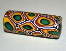 Antique Venetian Millefiori Italian Murrine Cane Glass Bead Found African Trade