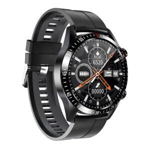 Smart Watch Bluetooth Call Body Temperature Heart Rate Monitor For Men Women Boy