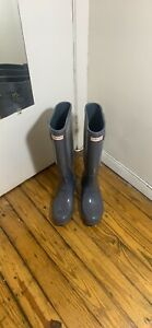 Hunter Tall Glossy Boots