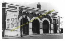 Chalk Farm Railway Station Photo. Camden Town - Hampstead. North London Rly. (2)