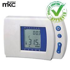 CRONOTERMOSTATO DIGITALE TIMER RICONDIZIONATO MKC DISPLAY LCD HP-510T PROGRAMMAB