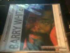 """Barry White """"Under The Influence of Love"""" cd SEALED Forever Gold"""