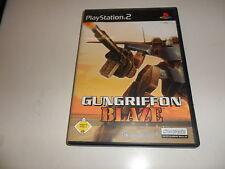 PlayStation 2  PS 2  Gungriffon Blaze (4)