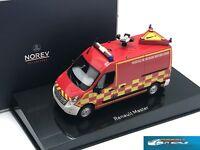Renault Master III Pompiers VSRL 2011 Norev 518773 1:43