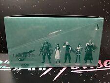 Final Fantasy 7 Remake Trading Arts 5 Pcs Nuovo New Sephiroth Cloud Tifa Square