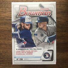 2020 Bowman Baseball Blaster Factory Sealed Box topps IN HAND Dominguez🔥