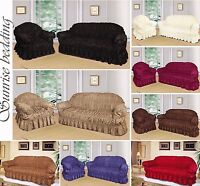 Universal Fitting High Quality Jacquard Sofa Covers for 1, 2 & 3 seater sofa