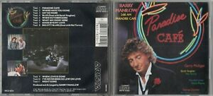 Barry Manilow - 2:00 AM Paradise Cafe CD EARLY DADC PRESS ARISTA ARCD 8254