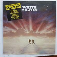 BO Film OST White nights PHIL COLLINS ... Sticker Soleil de nuit 781273 1