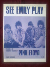 Replika Poster PINK FLOYD - See Emily Play 35 x 27 cm poster
