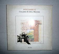 PONTASSIEVE - UNA PARTE DI CITTÀ A MEZZANA # Alinea Editrice 1992