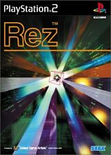 Used PS2 Rez Japan Import (Free Shipping)