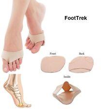 Soporte de amortiguación Gel foottrek Tela Metatarso Bola de alivio del dolor de pies Pads