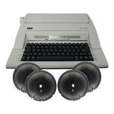 Nakajima Wpt 160 Electronic Typewriter And Printwheel Bundle In Spanish
