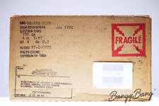 Factory Sealed Box 100 pcs 5726 / 6AL5W / 6097 / CV4007 Philips Tube - BangyBang