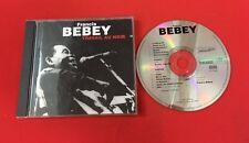 FRANCIS BEBEY TRAVAIL AU NOIR CD 13907 TB ÉTAT CD