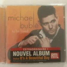 Michael bublé to be loved cd 14 titres neuf sous blister