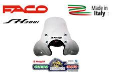 Parabrezza Paravento Alto Completo Di Attacchi Faco Honda Sh 300 2007 2008 2009