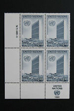 UNITED NATIONS (New York) stamp / stamp Yvert and Tellier n°590 x 4 n (Cyn13)